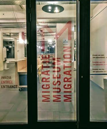 Migration Museum Brussels
