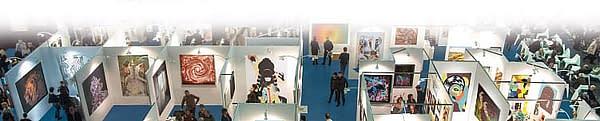 art3f Salon international d'art contemporain – Brussels