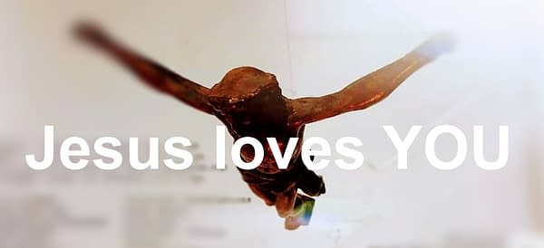 Concert-ceremony – Jesus loves you exhibition