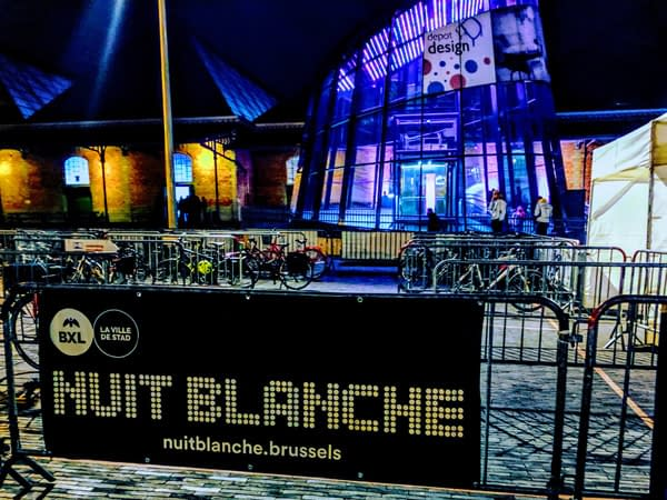 Nuits Blanche Brussels