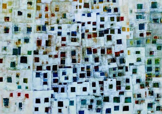 Hamida Oussini @ Carte de visite ARTopenKUNST